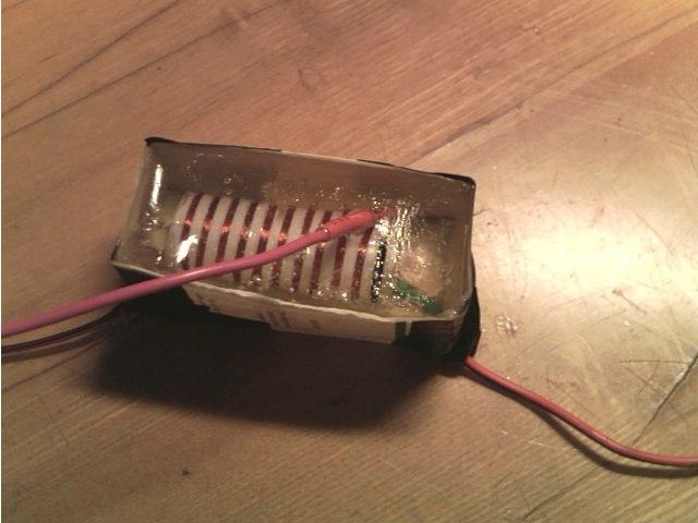 Как из шокера сделать электроудочку 229