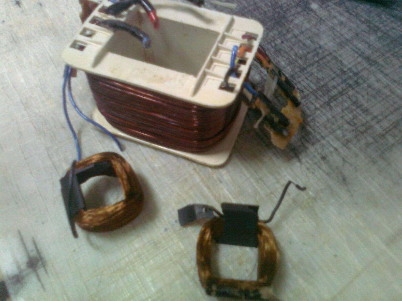 Трансформатор для инвертора своими руками