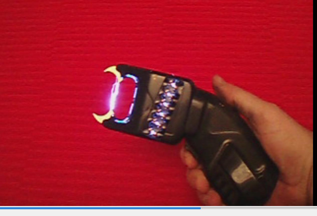 генератор для шокера схема